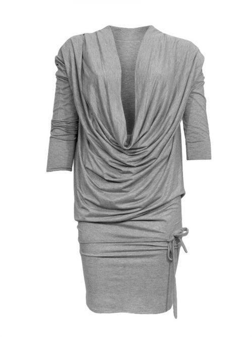 Grey Dress-0