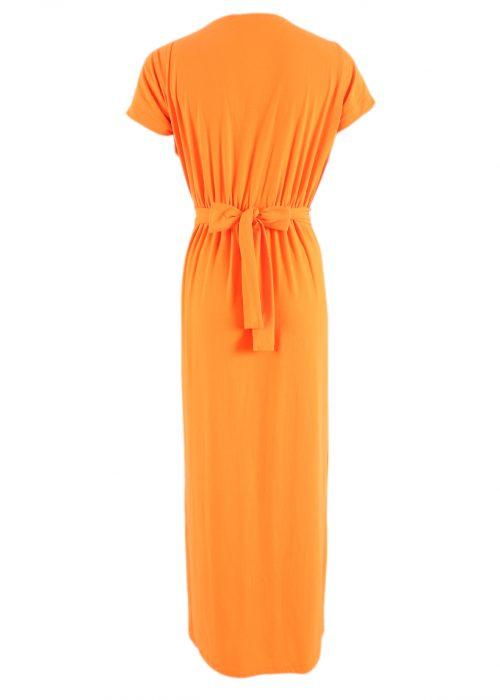 Split V-Dress-5588